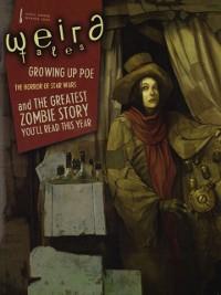 Cover Weird Tales #354 (Special Edgar Allan Poe Issue)