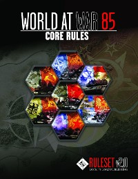 Cover World At War 85 Core Rules v2.0