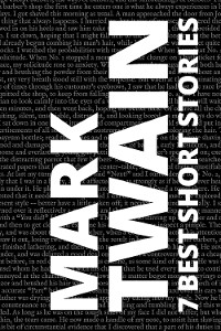 Cover 7 best short stories by Mark Twain