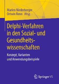 Cover Delphi-Verfahren in den Sozial- und Gesundheitswissenschaften