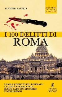 Cover I 100 delitti di Roma