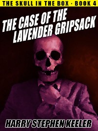 Cover The Case of the Lavender Gripsack