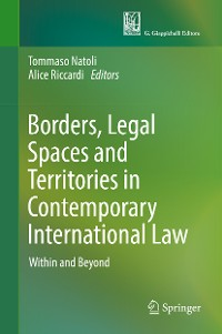 Cover Borders, Legal Spaces and Territories in Contemporary International Law
