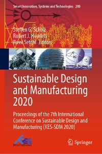 Cover Sustainable Design and Manufacturing 2020