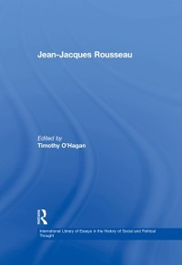 Cover Jean-Jacques Rousseau