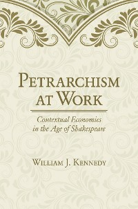 Cover Petrarchism at Work