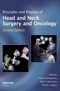 Cover Principles and Practice of Head and Neck Surgery and Oncology