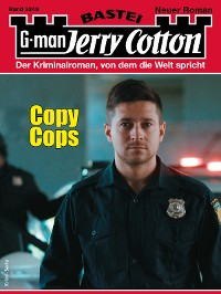 Cover Jerry Cotton 3349