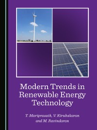 Cover Modern Trends in Renewable Energy Technology