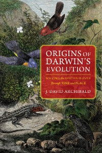 Cover Origins of Darwin's Evolution