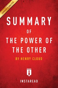 Cover Summary of The Power of the Other
