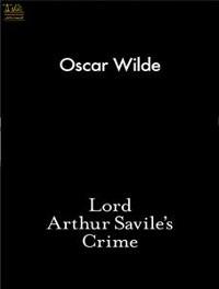 Cover Lord Arthur Savile's Crime