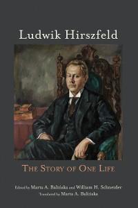 Cover Ludwik Hirszfeld