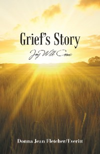 Cover Grief'S Story
