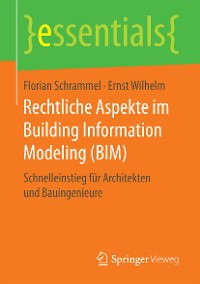 Cover Rechtliche Aspekte im Building Information Modeling (BIM)