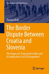 Cover The Border Dispute Between Croatia and Slovenia