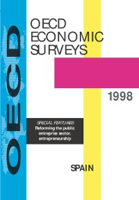 Cover OECD Economic Surveys: Spain 1998