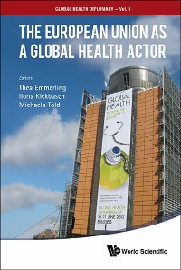 Cover European Union As A Global Health Actor, The