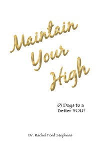 Cover Maintain Your High