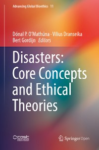Cover Disasters: Core Concepts and Ethical Theories