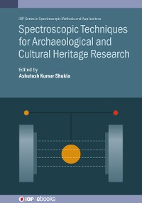 Cover Spectroscopic Techniques for Archaeological and Cultural Heritage Research