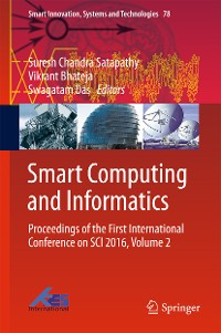 Cover Smart Computing and Informatics