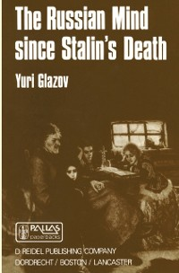 Cover Russian Mind Since Stalin's Death