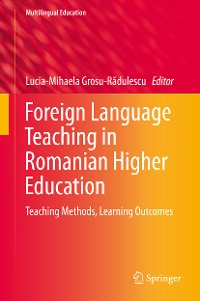 Cover Foreign Language Teaching in Romanian Higher Education