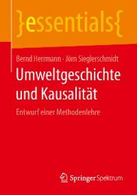 Cover Umweltgeschichte und Kausalität