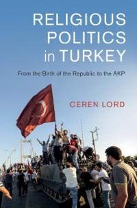 Cover Religious Politics in Turkey