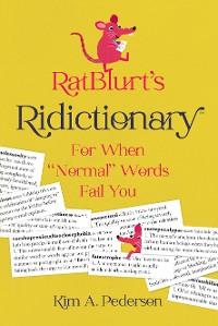 Cover RatBlurt's Ridictionary