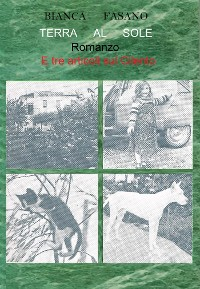 """Cover """"Terra al Sole - Romanzo"""