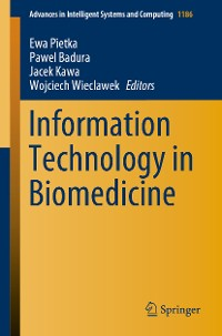Cover Information Technology in Biomedicine