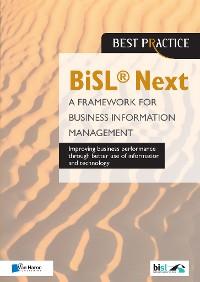 Cover BiSL® Next - A Framework for Business Information Management