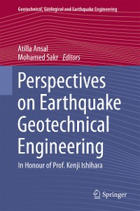 Cover Perspectives on Earthquake Geotechnical Engineering