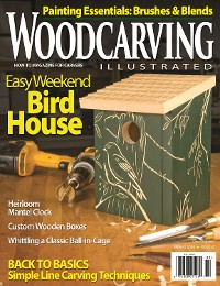 Cover Woodcarving Illustrated Issue 42 Spring 2008