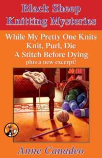 Cover Black Sheep Knitting Mystery Series
