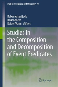 Cover Studies in the Composition and Decomposition of Event Predicates