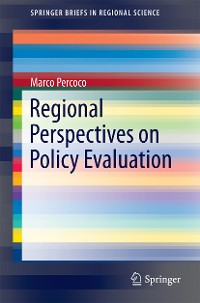 Cover Regional Perspectives on Policy Evaluation