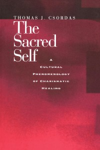 Cover The Sacred Self