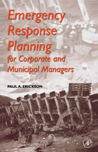 Cover Emergency Response Planning