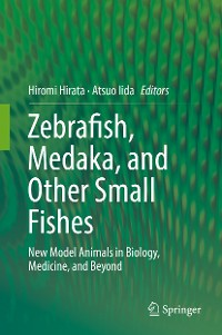 Cover Zebrafish, Medaka, and Other Small Fishes
