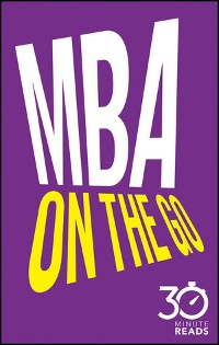 Cover MBA On The Go