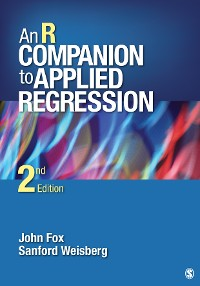 Cover An R Companion to Applied Regression