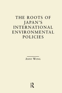 Cover Roots of Japan's Environmental Policies