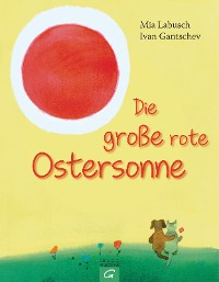 Cover Die große rote Ostersonne