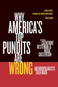 Cover Why America's Top Pundits Are Wrong