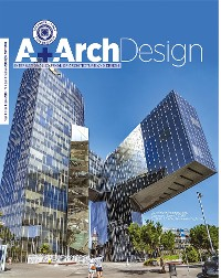 Cover Istanbul Aydın University International Journal of Architecture and Design