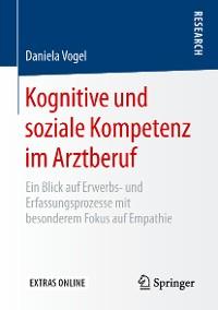 Cover Kognitive und soziale Kompetenz im Arztberuf