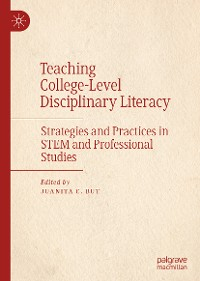 Cover Teaching College-Level Disciplinary Literacy
